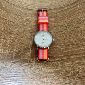 Reloj de lona