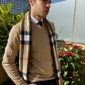 foulard hombre