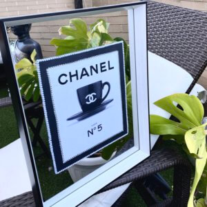 Cuadro Chanel
