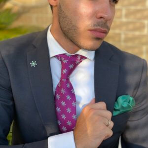 corbata macarena
