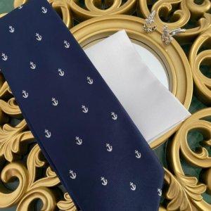 corbata ancla esperanza de triana