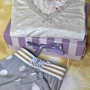 pijama lencero
