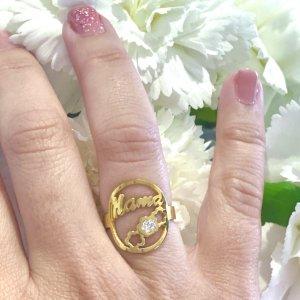 anillo mamá
